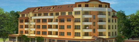 Жилищна сграда на 5 етажа